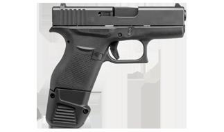 Pätka zásobníka pre Glock 43, +4 3