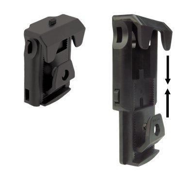 Univerzálne rotačné plastové puzdro LHU-04-34/37/43/47mm 2