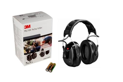 Chrániče sluchu Protac Slim Hunter 2