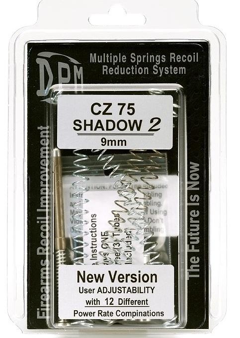 DPM pružiny pre CZ SHADOW 2, 9mm 1
