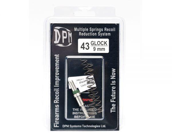 DPM pružiny pre Glock43 1