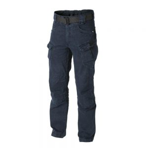 Nohavice Helikon - Tex ELASTIC RIFLE  DENIM BLUE