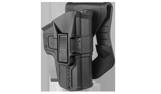 Púzdro FabDefense Scorpus Glock 9mm, pravé L2 1