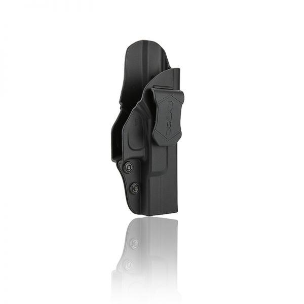 Pištoľové opaskové púzdro Cytac na skryté nosenie pre Glock 19 1