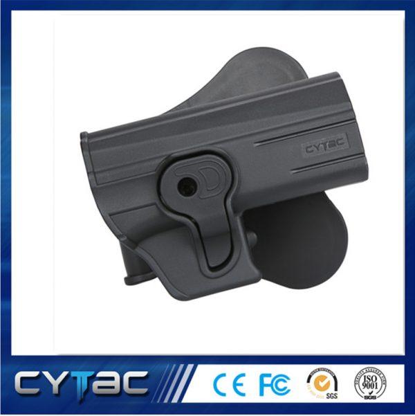 Pištoľové púzdro Cytac pre ČZ-P07 s pádlom + opasková redukcia + molle redukcia 1