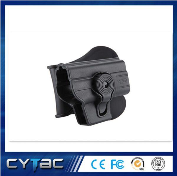 Pištoľové púzdro Cytac pre XD 9/40 s pádlom + opasková redukcia + molle redukcia 1